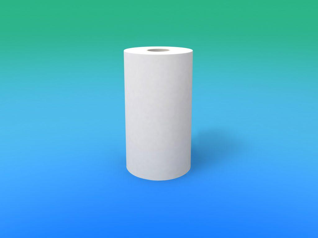 Carta Asciugamani pura cellulosa, 2 veli g 600